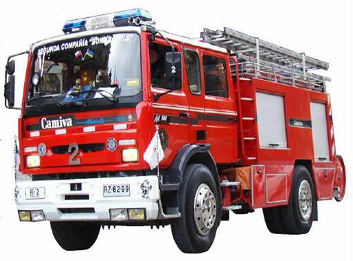 Pase libre a bomberos