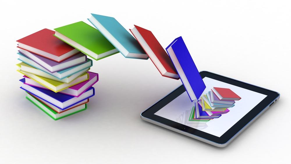 Planta un bosque con ebooks : una metáfora interesante